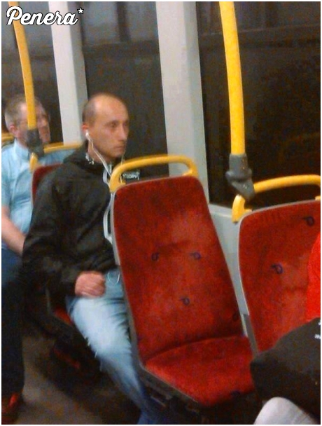 Putin i Komorowski w jednym tramwaju