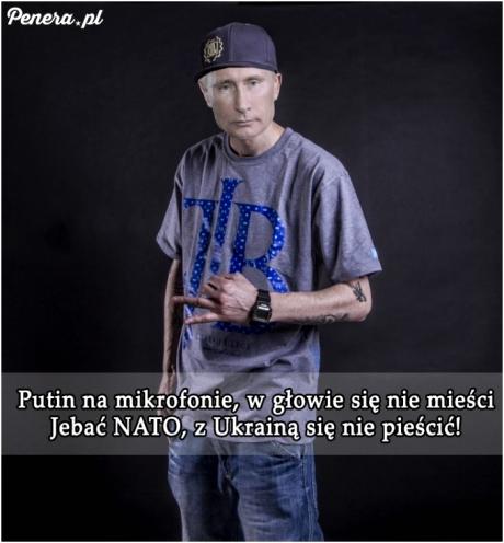 Raper Putin