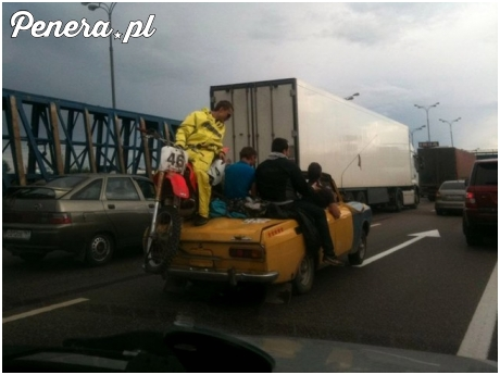 Rosyjska ciężarówka