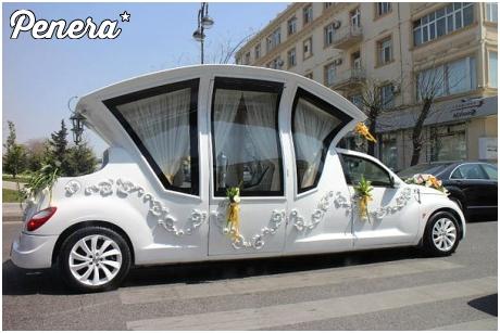 Rosyjska limuzyna na bogato
