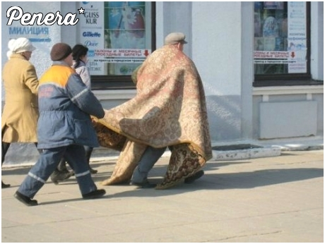 Rosyjski król dywanów