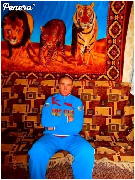 Rosyjski pener pierwszej kategorii
