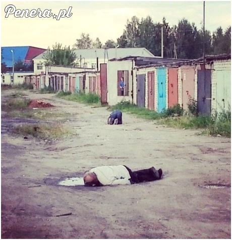 Rosyjskie ofiary ataku spirytusowego ;)