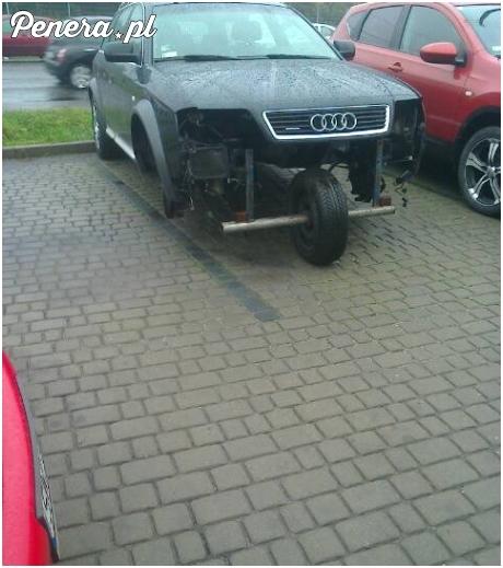 Sprzedam Audi A6 w rewelacyjnym stanie