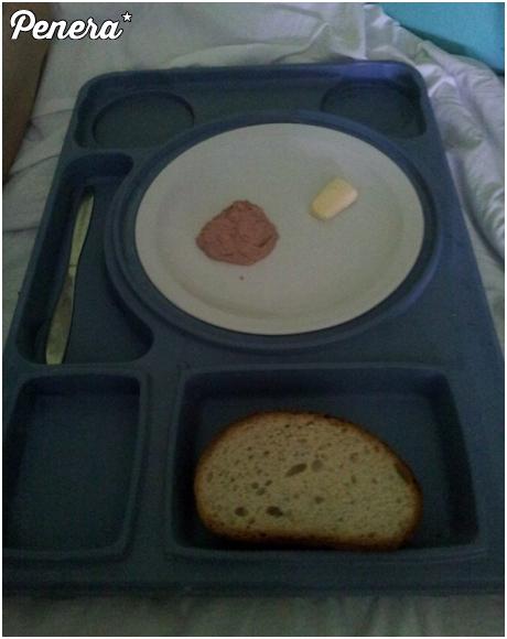 Syte śniadanie w inowrocławskim szpitalu