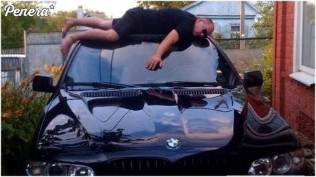 Tak bardzo kochać swoje auto
