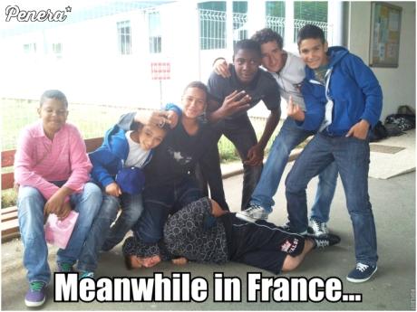Tak wygląda rzeczywistość we Francji
