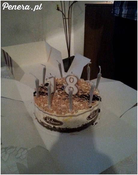 Taki tort to ja rozumiem :D