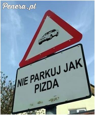 Taki znak powinien stać na co drugim osiedlu