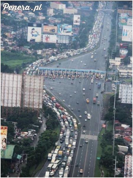 Tam to dopiero muszą mieć drogie autostrady