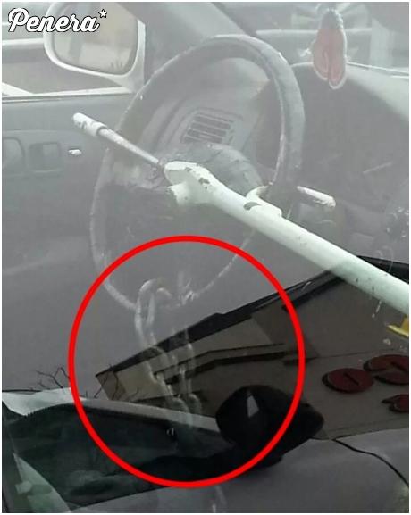 Teraz to na bank nikt nie ukradnie tego auta