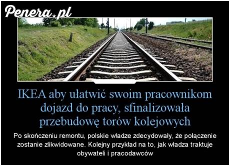To chyba można nazwać polską logiką