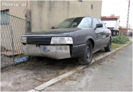Tuningowane Audi pilnie sprzedam