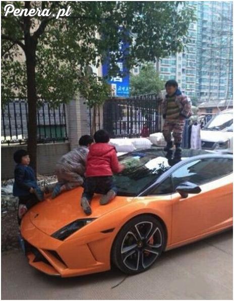 Ty zobacz jakie auto