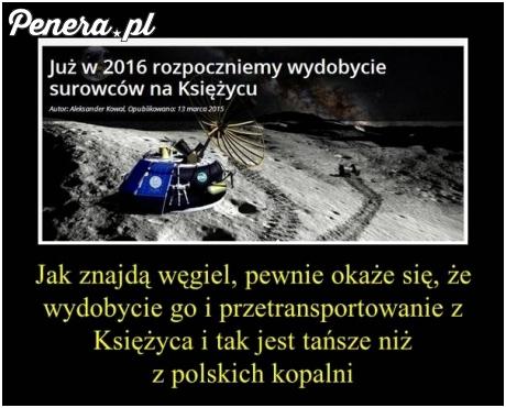 Tylko w Polsce jest nieopłacalne wydobycie węgla