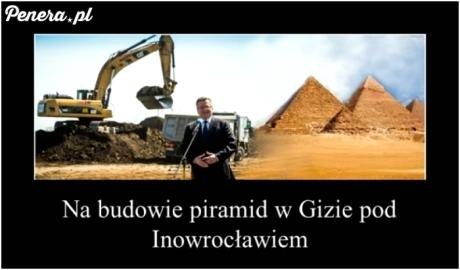 Tymczasem Komorowski pod Inowrocławiem