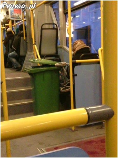 Tymczasem we wrocławskim tramwaju