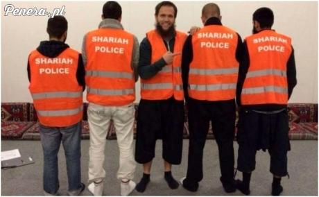 W Niemczech po ulicach miast zaczęła chodzić policja szariatu