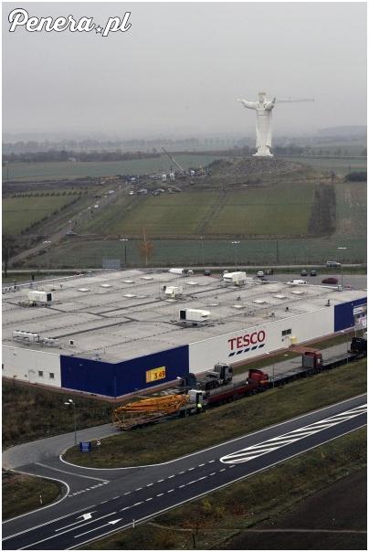 Wiecie kiedy wybudowano Tesco w Świebodzinie?