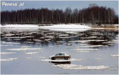 Wodna autostrada w Rosji