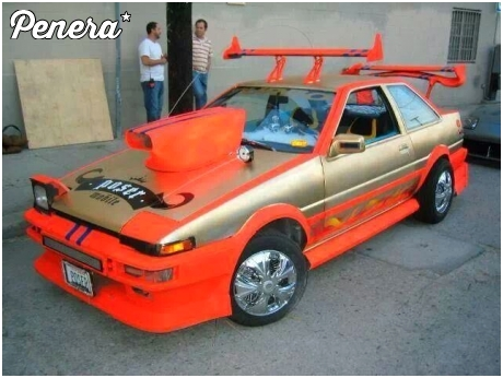 Wstydziłbym się takiego auta