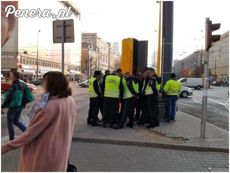 Z cyklu ilu strażników miejskich potrzeba do obsługi fotoradaru
