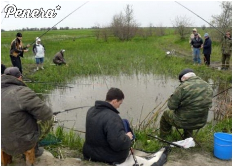 Z kolegami na rybach