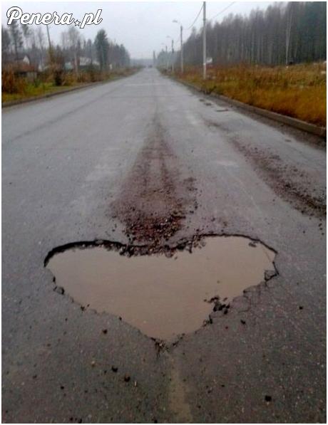 Zakochana polska droga