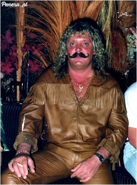 Zdjęcie niemieckiego alfonsa z lat 70